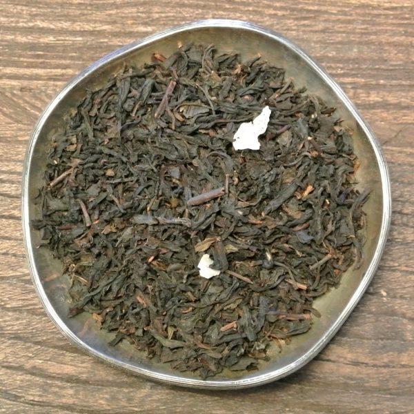 Ett väldoftande te med svart te som bas och en exotisk smak av kokos. Innehåller smakrika kokosflingor.
