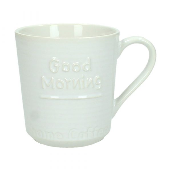 "Mugg ""Good morning"" 8,7 cm"