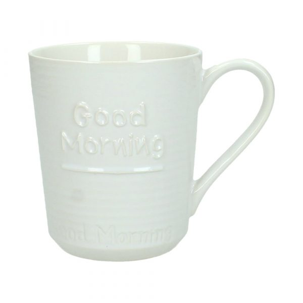 "Mugg ""Good morning"" 10,5 cm"