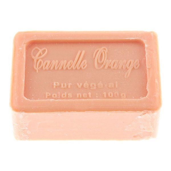 Cannelle Orange, Savon de Marsielle – Fransk tvål 100g