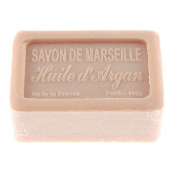Huile d´Argan, Savon de Marseille – Fransk tvål 100g