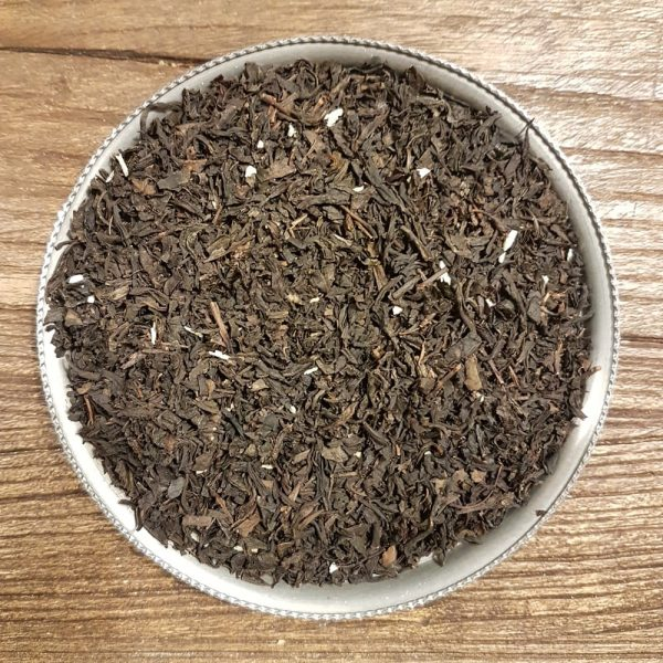 Kokos Eko - svart te