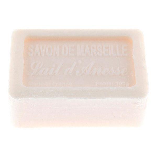 Lait d'ânesse, Savon de Marsielle – Fransk tvål 100g