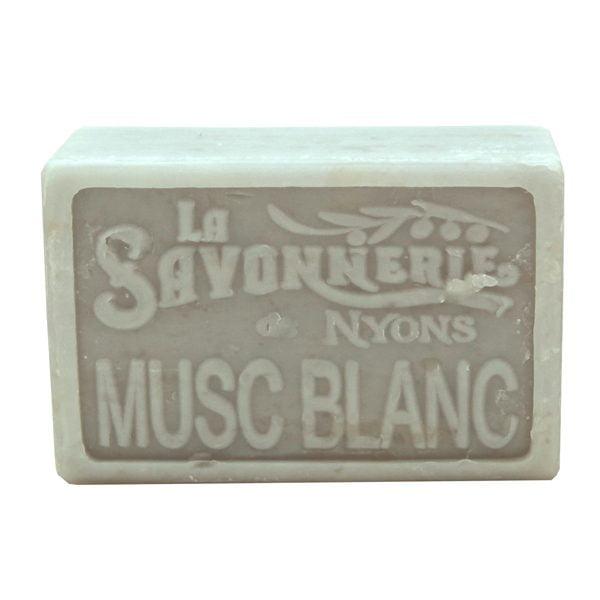 Musc Blanc, La Savonnerie de Nyons – Fransk tvål 100g