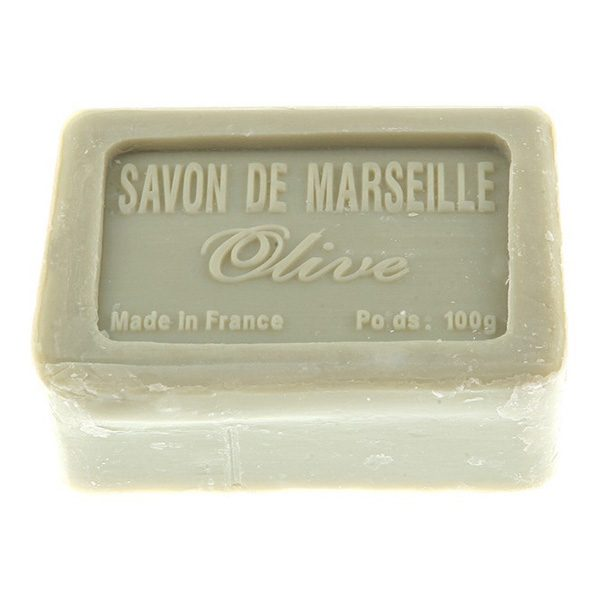 Olive, Savon de Marsielle – Fransk tvål 100g