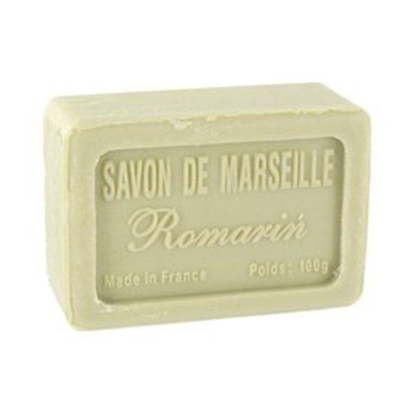 Romarin, Savon de Marsielle – Fransk tvål 100g