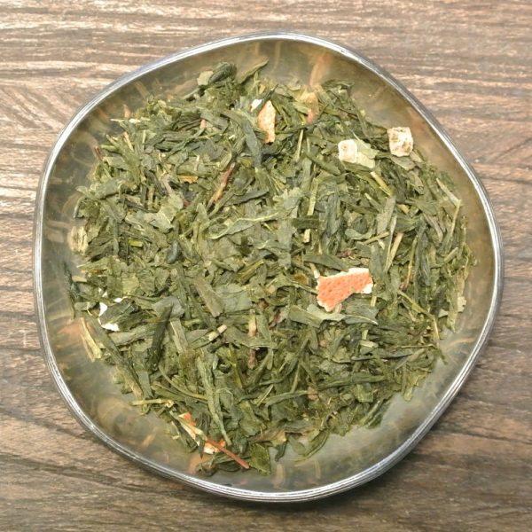 Grön Gotland - grönt te