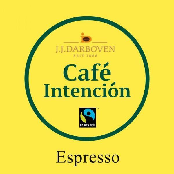 Café Intención Ecológio Espresso - ekologisk och Fairtrade-märkt espresso