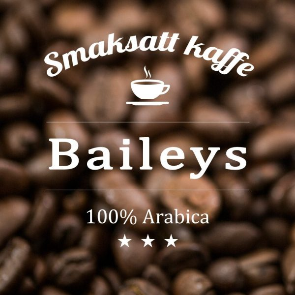 Baileys Irish Cream - smaksatt kaffe
