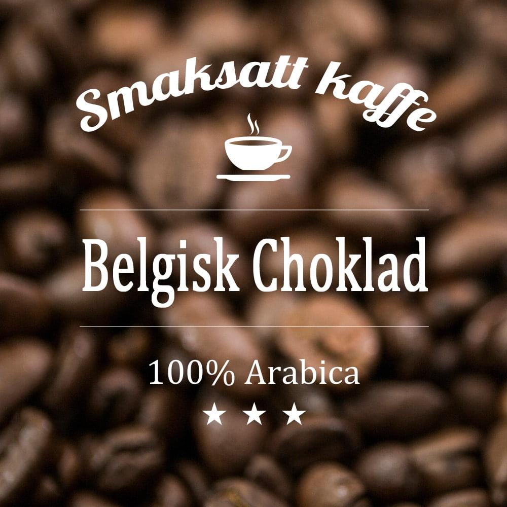 kaffe med chokladsmak
