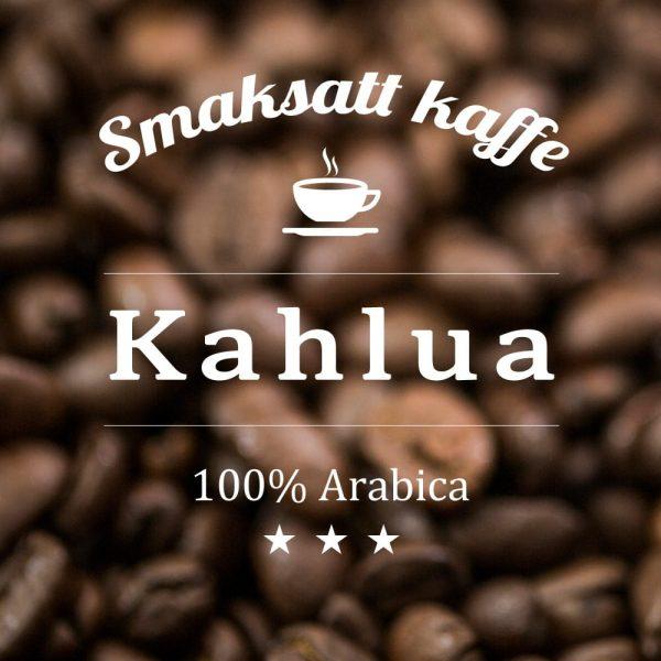 Kahlua - smaksatt kaffe