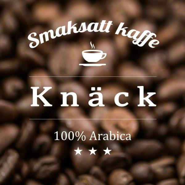 Knäck - smaksatt kaffe