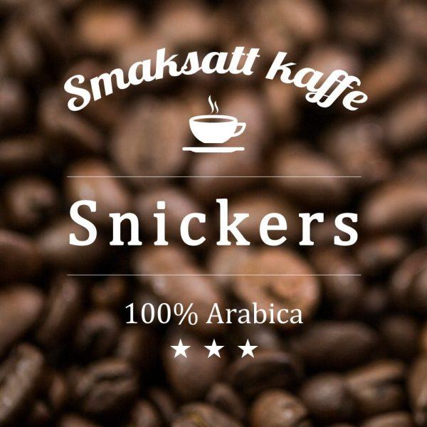 Arabicakaffe med smak likt den berömda chokladbiten. Sött och gott med toner av choklad, kola och nötter.