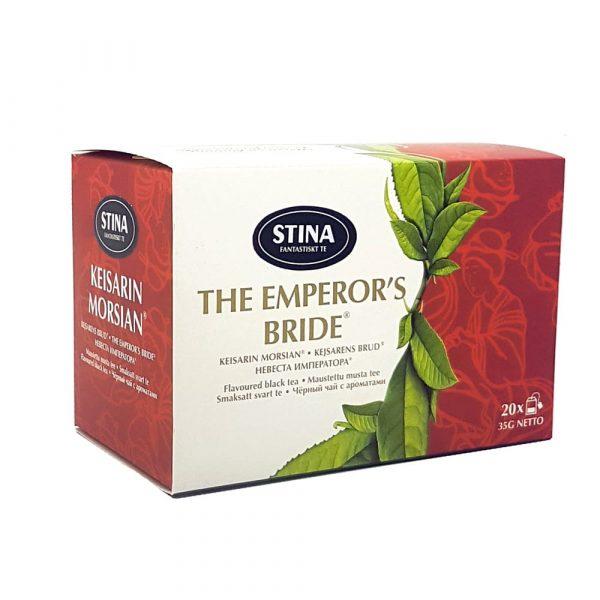 Kejsarens brud (svart te) - påste