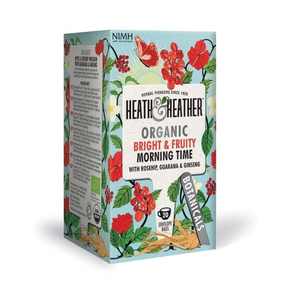 Bright & Fruity Morning Time - Heath & Heather påste