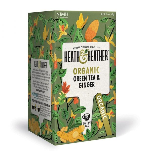 Green Tea & Ginger - Heath & Heather påste