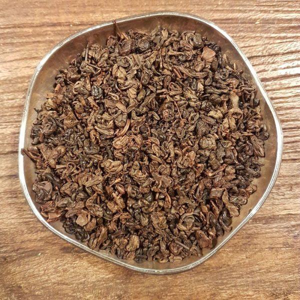 Svart Gunpowder - svart te