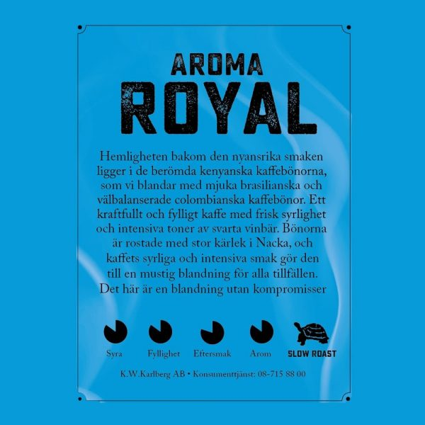 Aroma Royal - kaffe