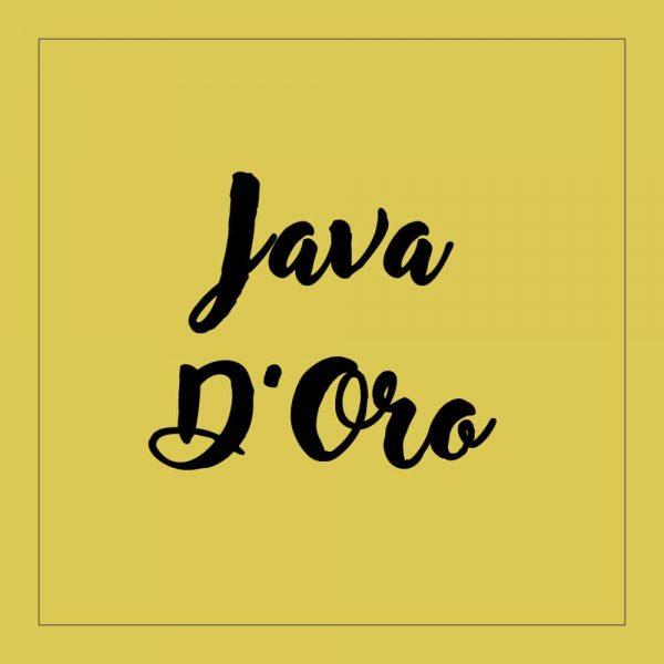Java D'Oro är ett trevligt och lätt fruktigt kaffe med fin syrlighet och toner av choklad som lämnar en god eftersmak.