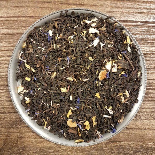 Aruba är ett svart te med smaker från det karibiska paradiset; exotiskt och fruktigt.