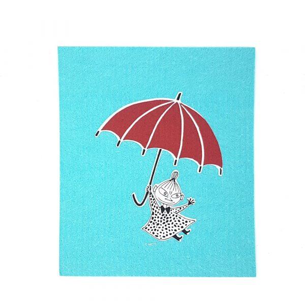 Disktrasa Mumin Lilla My paraply