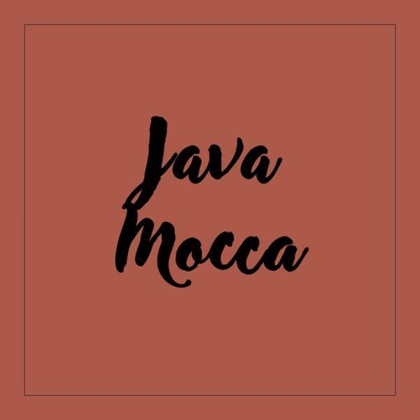 Java Mocca - kaffe