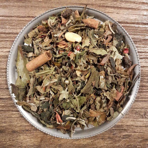 Rimfrost - Vitt te