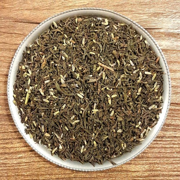 Earl Grey Mary Grey - svart te
