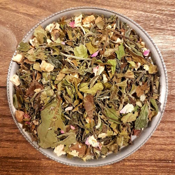 Gin och Tonic - Vitt te