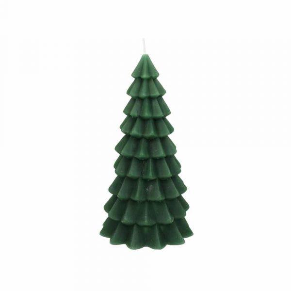 Julljus julgran grön 20 cm