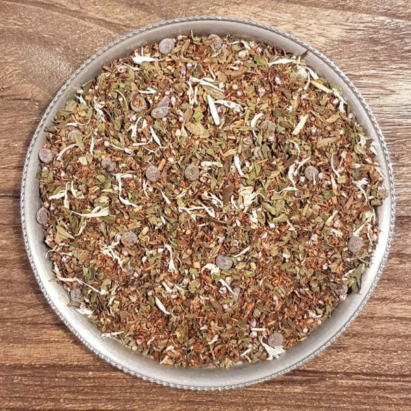 Mintchoklad - Rooibos