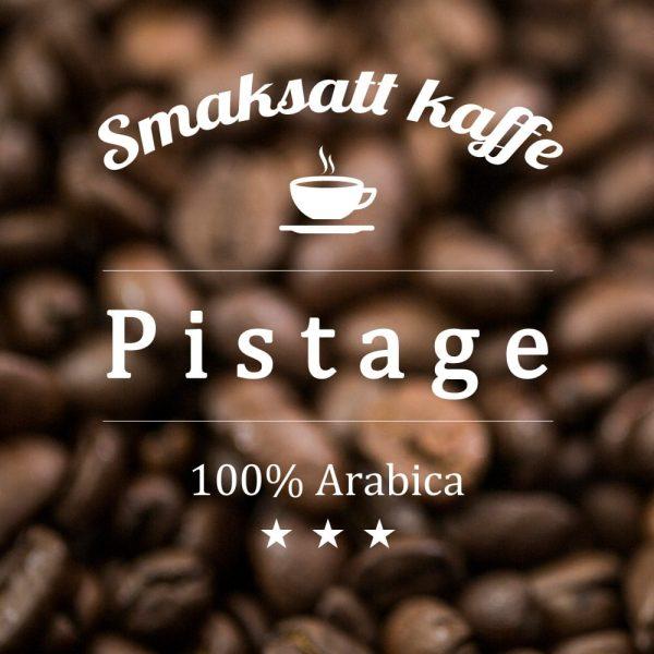 Pistage - smaksatt kaffe