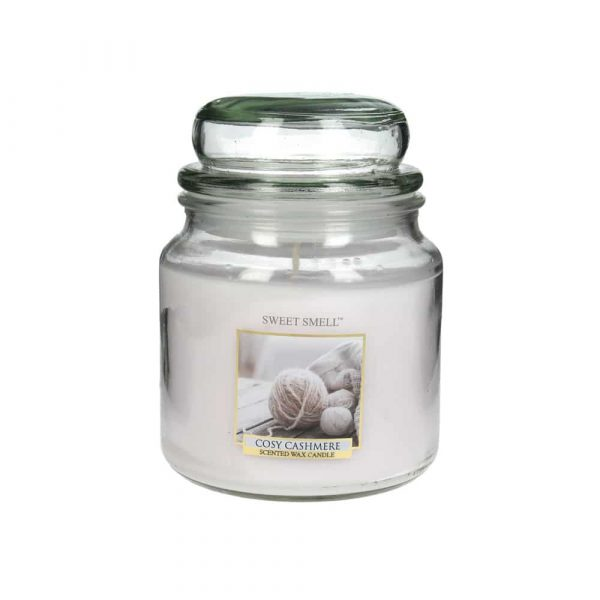 Doftljus Cosy Cashmere, Sweet Smell 426 g