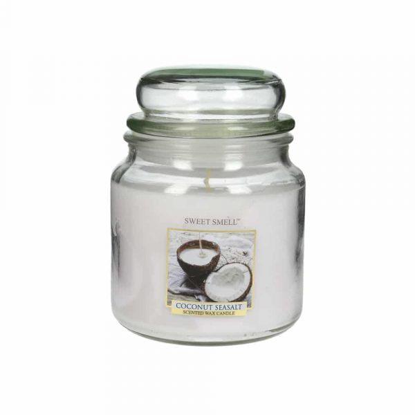 Doftljus Coconut Seasalt, Sweet Smell 426 g