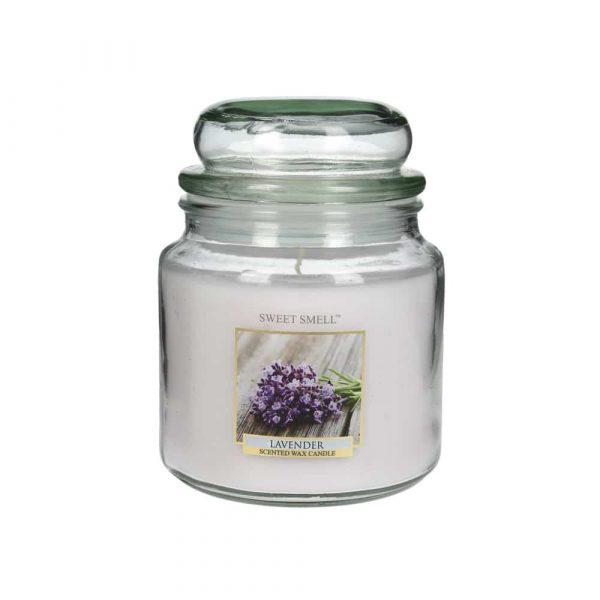 Doftljus Lavender, Sweet Smell 426 g