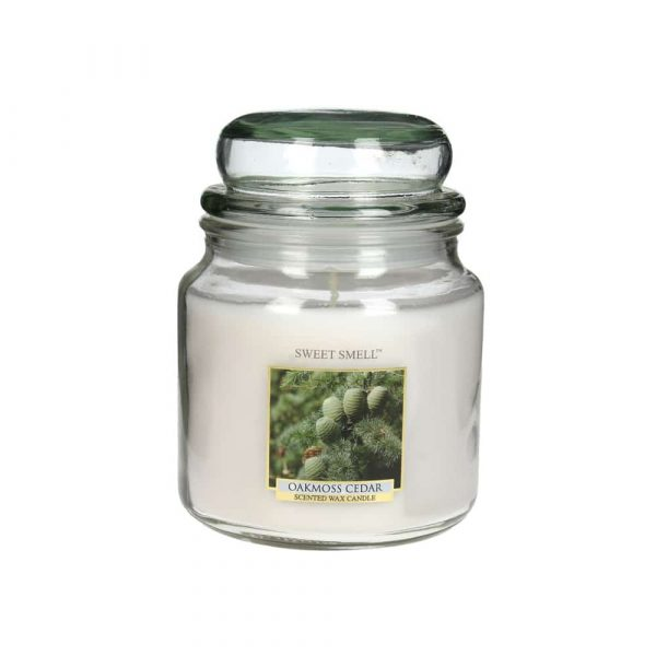Doftljus Oakmoss Cedar Wood, Sweet Smell 426 g