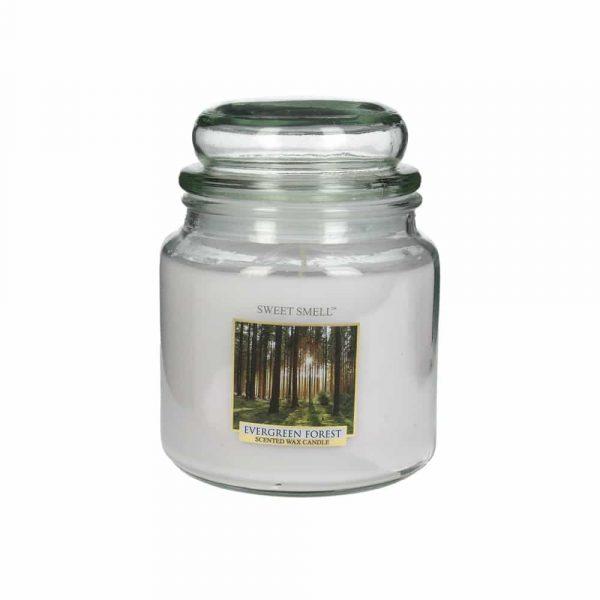 Doftljus Evergreen Forest, Sweet Smell 426 g