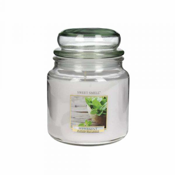 Doftljus Peppermint, Sweet Smell 426 g