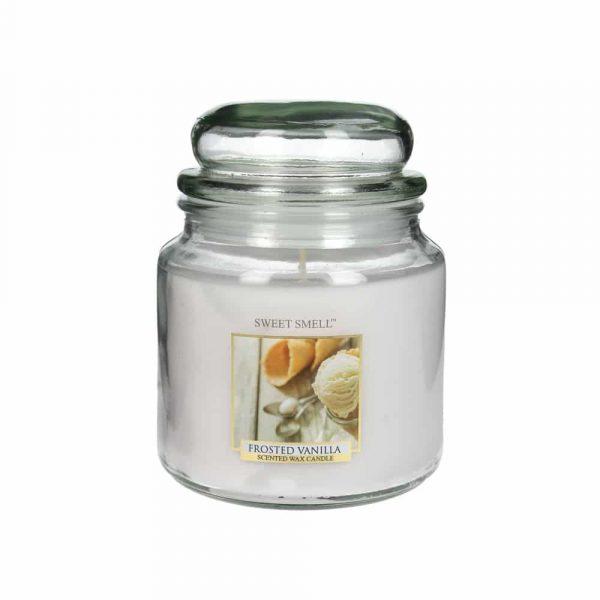 Doftljus Frosted Vanilla, Sweet Smell 426 g