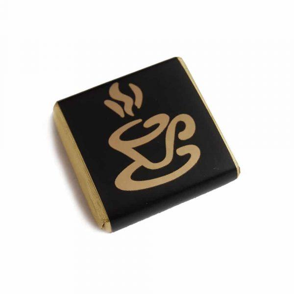 Belgisk mörk choklad 50% kakao, 20 st chokladbitar