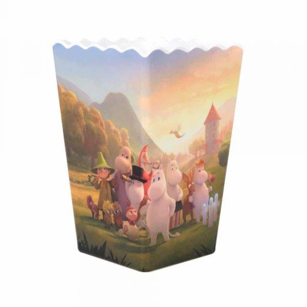Mumin popcornskål, Moominvalley
