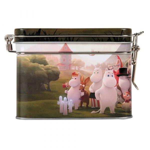 Teburk Mumin, Moominvalley