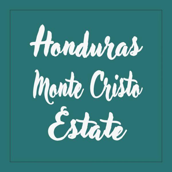 Honduras Monte Cristo Estate - kaffe