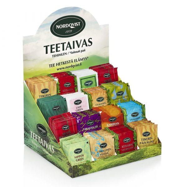Tehimmel Caféförpackning (160 mixade tepåsar) - påste