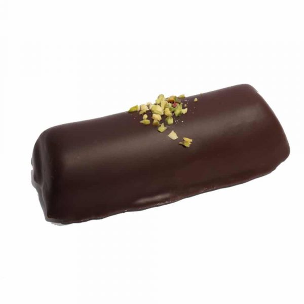 Marsipanbröd pistage-mörk choklad 55 g