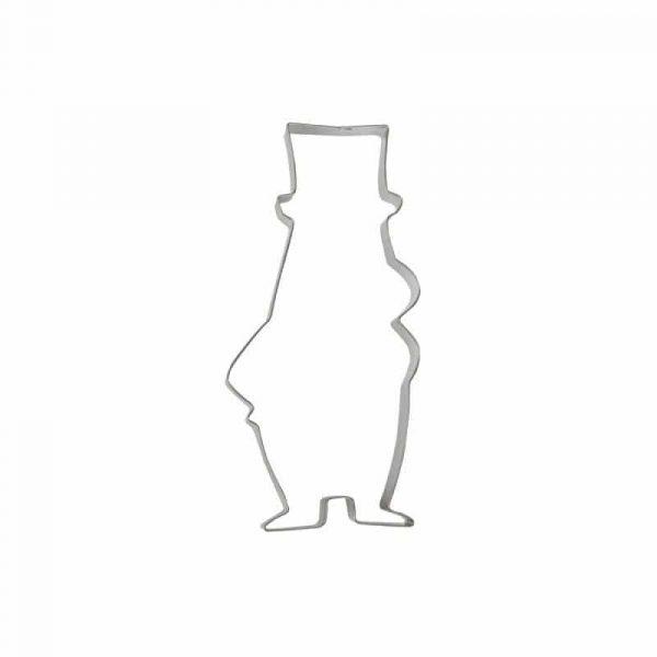 Pepparkaksform Mumin, Muminpappan 10 cm