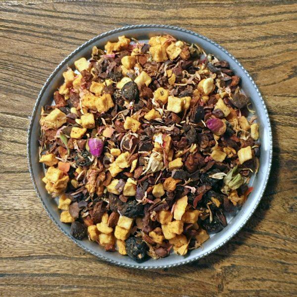Butterscotch, kanel och vanilj - Fruktte