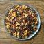 Fruktte med smak av butterscotch, kanel och vanilj. Innehåller bland annat kakaobönor, äpple, vinbär, dadlar, kanel och yoghurtkrisp.