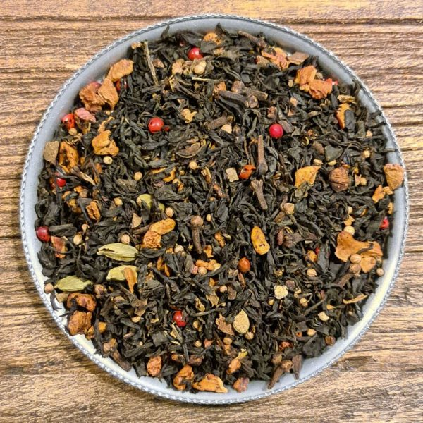 Cheesecake Chai - svart te