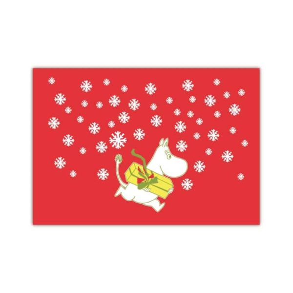 Bordstablett Mumin Jul 40x27,5 cm